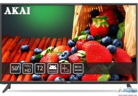 Телевизор Smart 50 дюймов AKAI (Япония)
