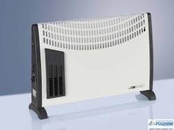 Конвектор с вентилятором Clatronic KH 3433 (Германия)